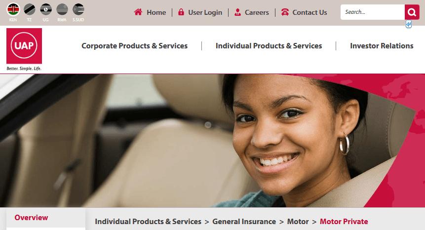 UAP-Motor-Private-Insurance