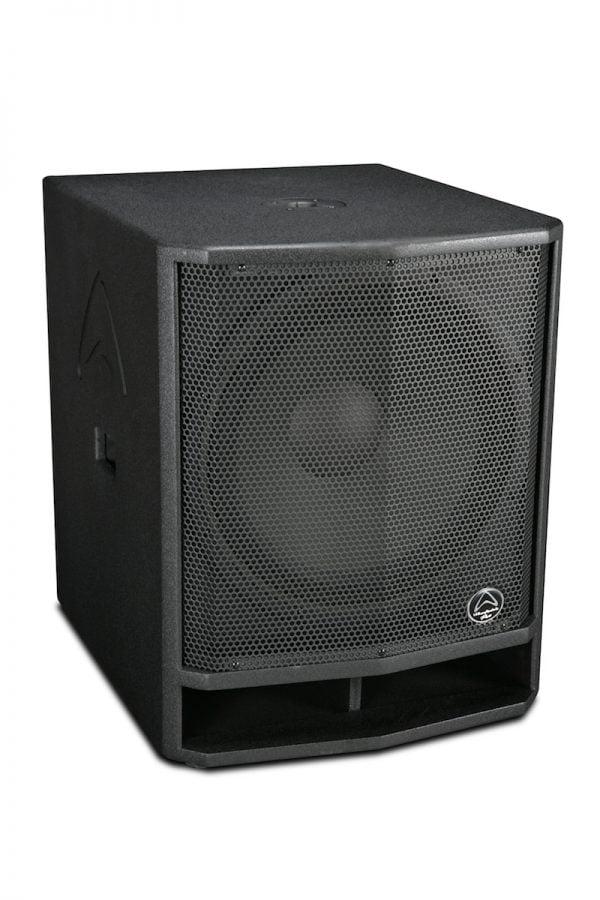 Wharfedale Pro DVP-AX18B Sides
