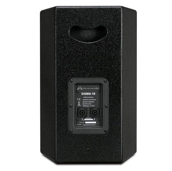 Wharfedale Pro SIGMA-10 Back