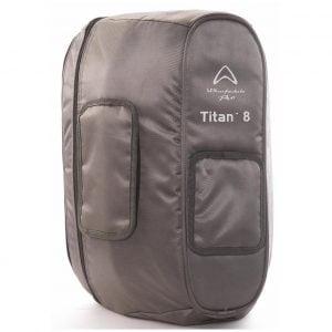 Wharfedale Pro Titan Tourbag Back