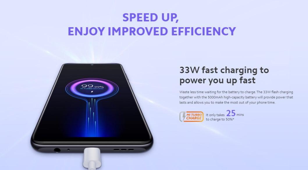 Xiaomi Redmi Note 10 Fast Charge