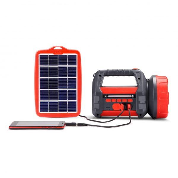 Dlight T200R Solar Lantern