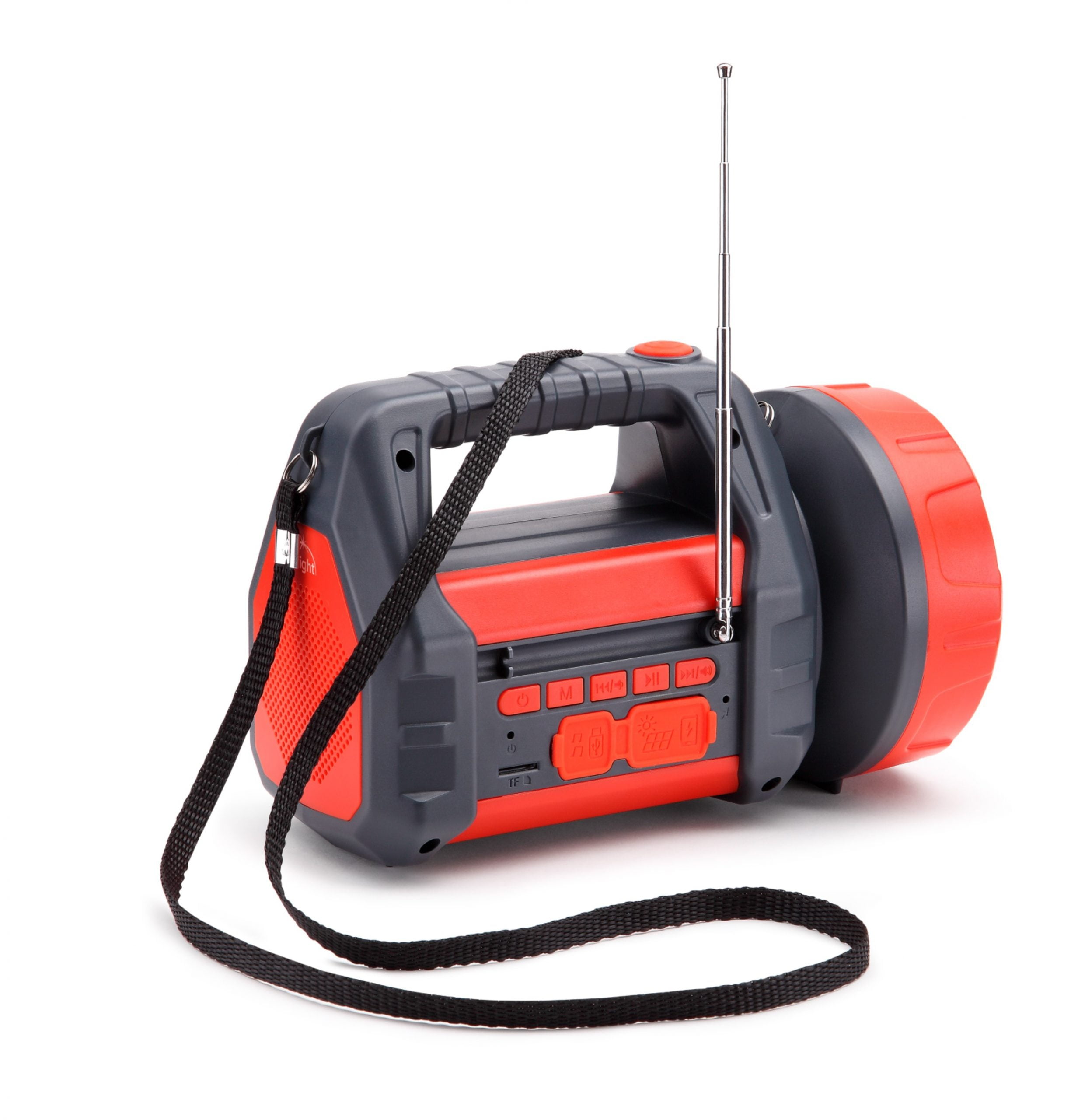 Dlight T200R Solar Radio