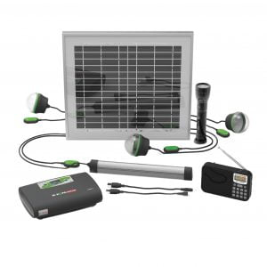 Mkopa Solar Home Kit