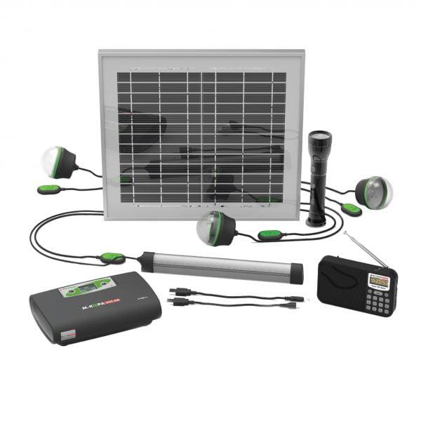 Mkopa Solar Home Kit