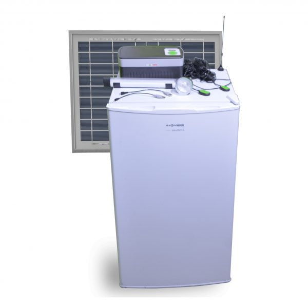 Mkopa solar Fridge