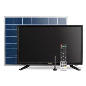 Mobisol 40W Solar TV