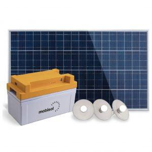 Mobisol Basic Solar Bundle