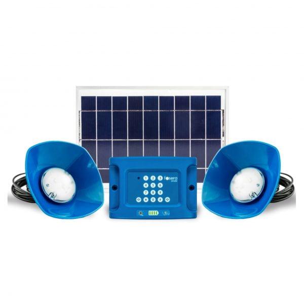Mobisol Spark 20 Solar