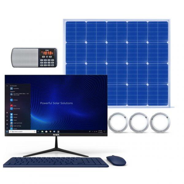 NIWA Solar Computer System