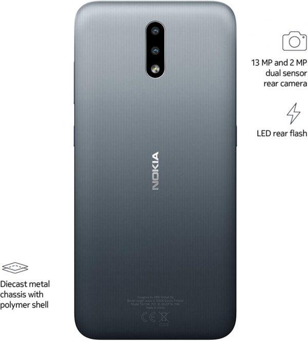 Nokia 2.3 Camera Features