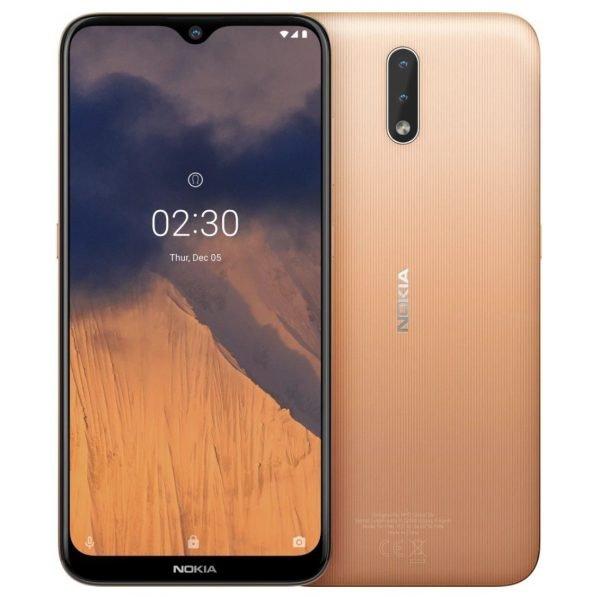 Nokia 2.3 - Sand Color