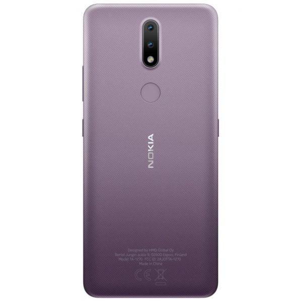 Nokia 2.4 - Backview