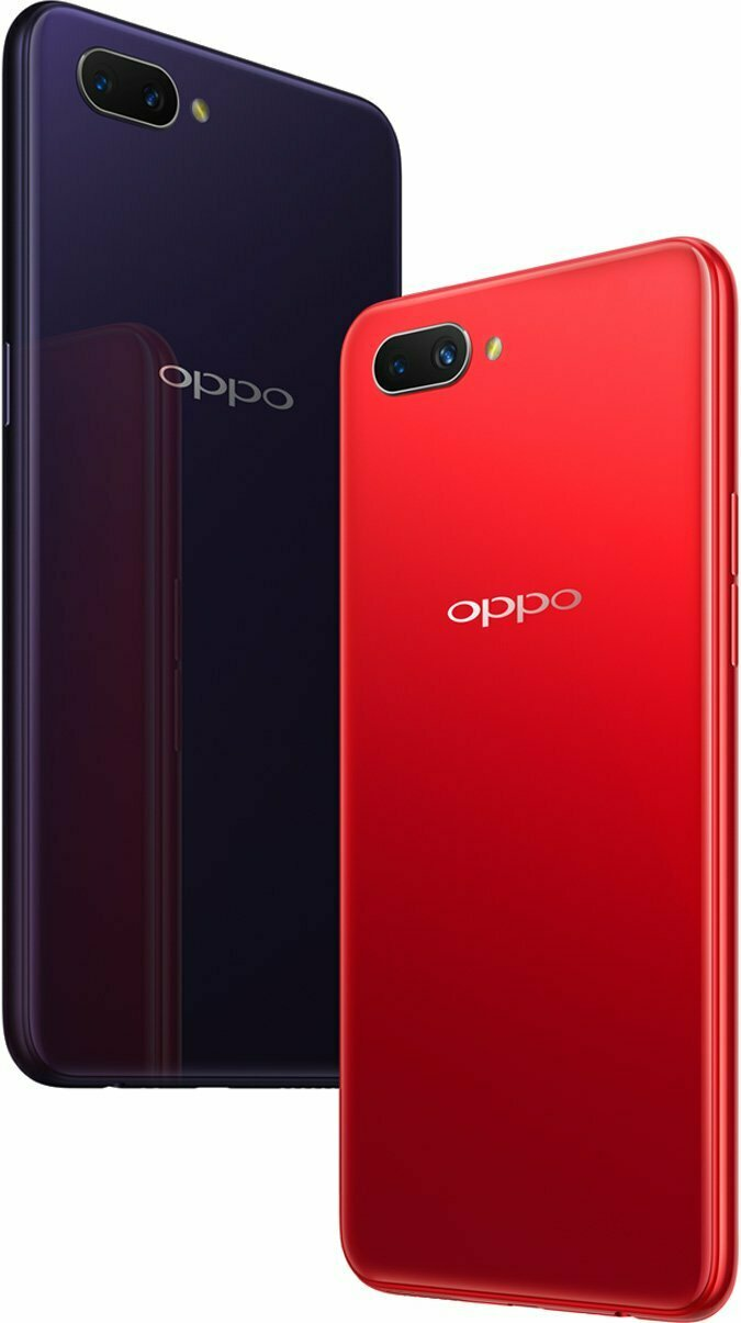 OPPO A3S Colors