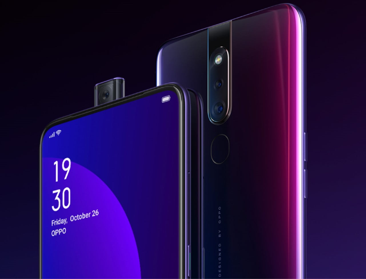 OPPO F11 Pro - Features