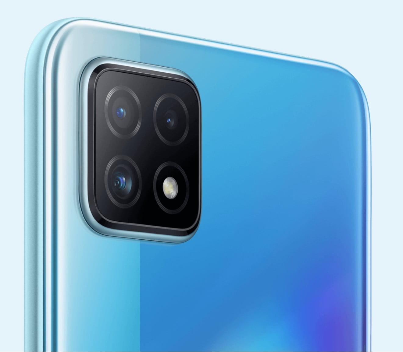 Oppo A73 5G - Camera