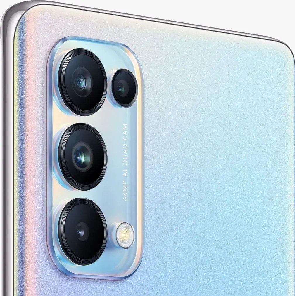 Oppo Reno 5 Pro Camera