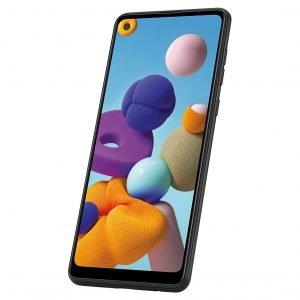 Samsung Galaxy A21 - Side