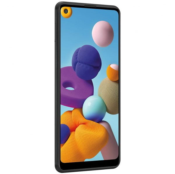 Samsung Galaxy A21s - Frontview