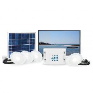 Spark Solar 24 inch TV