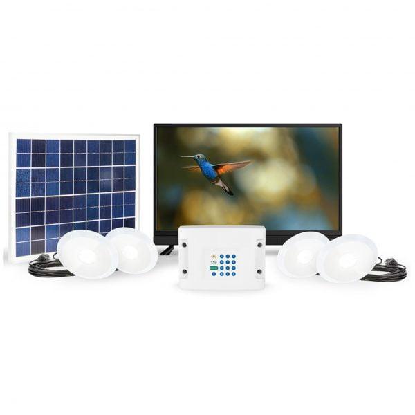 Spark Solar Tv