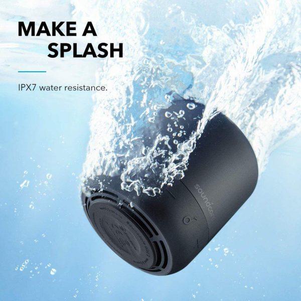 Anker Mini 3 Water Resistance