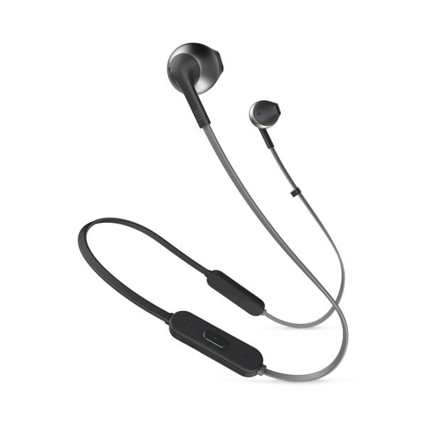JBL 205BT Wireless Headphones - Black