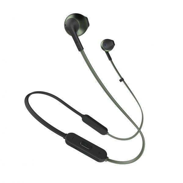 JBL 205BT Wireless Headphones - Green