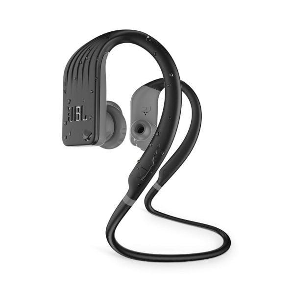 JBL ENDURANCE JUMP Wireless Headphones - Black