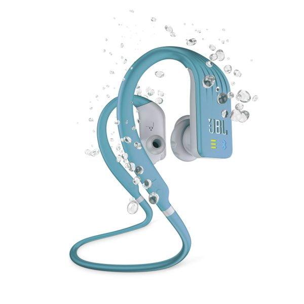 JBL Endurance DIVE Wireless Headphones - Teal