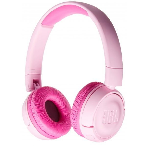 JBL JR 300BT Headphones - Pink