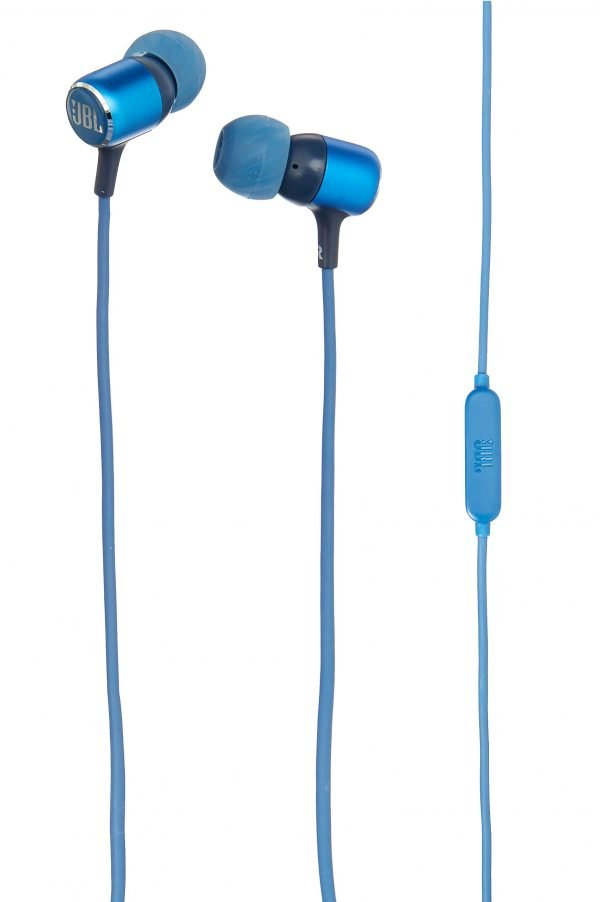JBL LIVE 100 Headphones - Blue