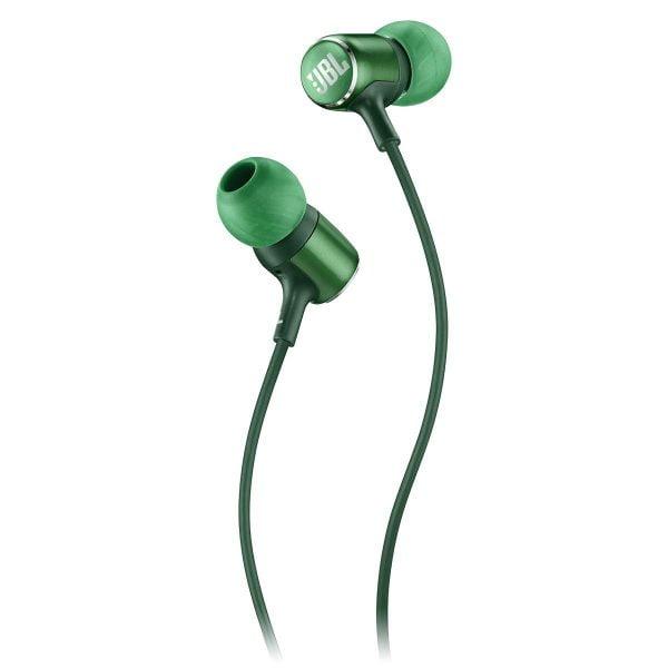 JBL LIVE 100 Headphones - Green
