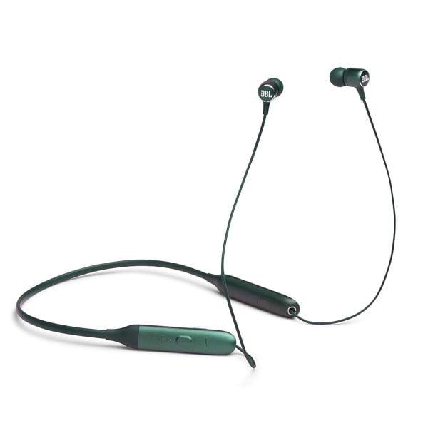 JBL LIVE 220 Neckband Headphones - Green