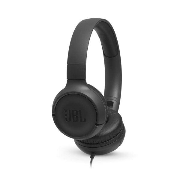 JBL TUNE 500 Headphones - Black