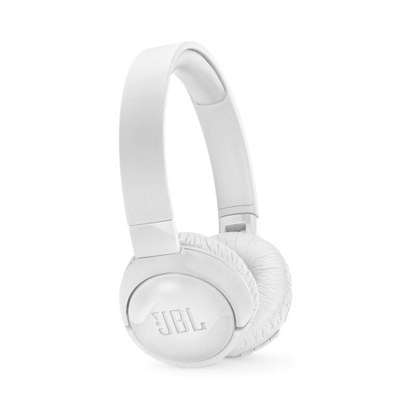 JBL TUNE 600BTNC Headphone - White