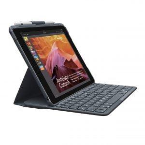 Logitech Slim Folio with Integrated Bluetooth Keyboard