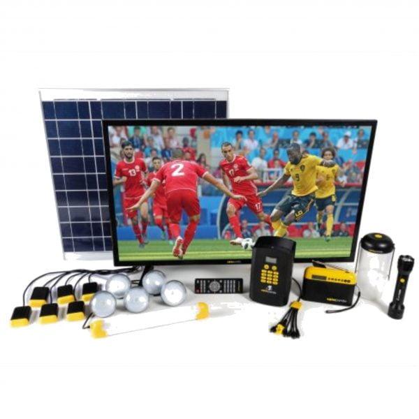 Solar Panda TV