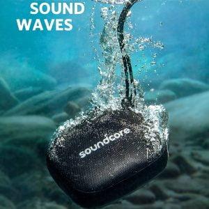 Waterproof Icon Mini Speaker