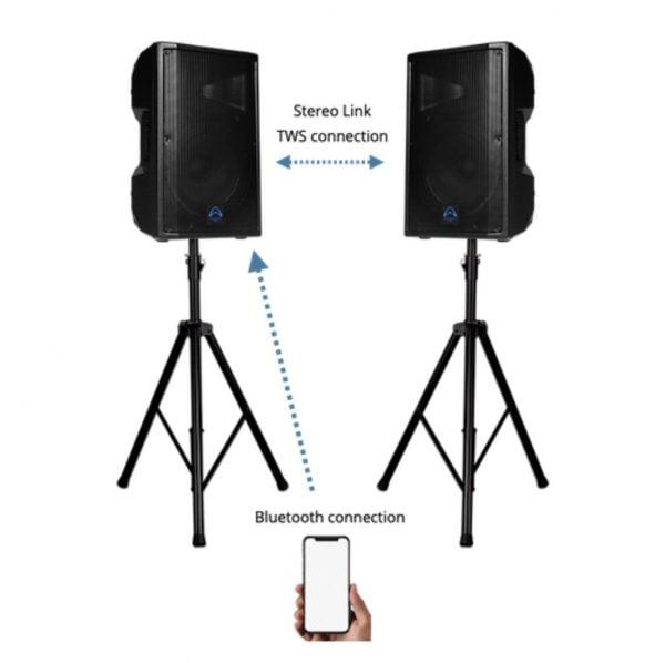 Tourus-AX15 Bluetooth Speakers