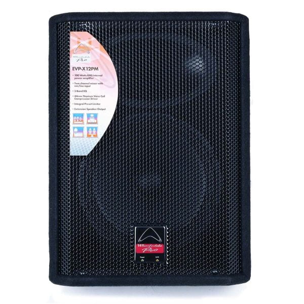 Wharfedale EVP-X12PM Front