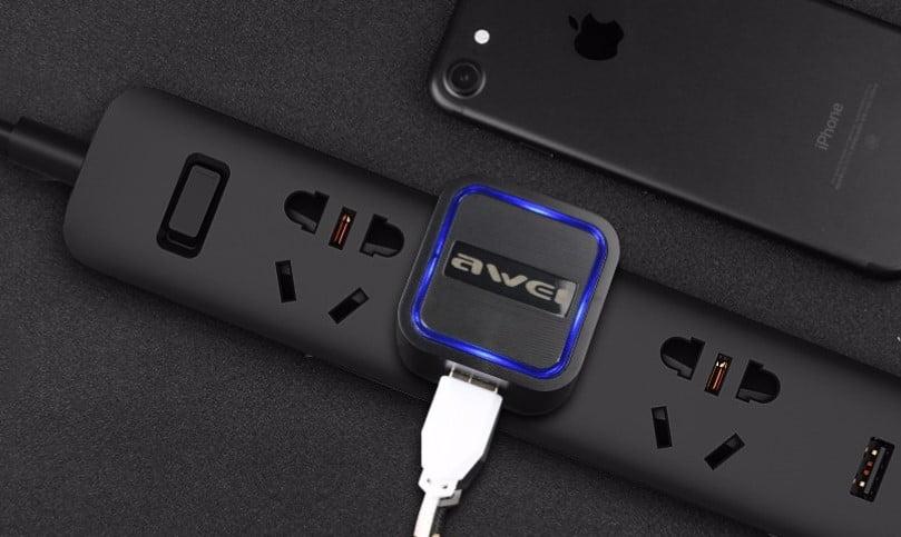 AWEI C-950 Charging