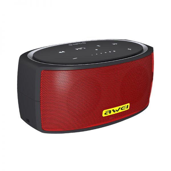 AWEI Y210 Bluetooth Speaker - Red