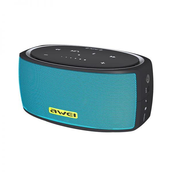 AWEI Y210 Bluetooth Speaker - Teal