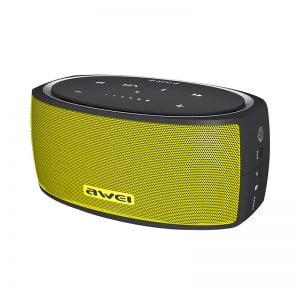 Awei Y210 Speaker - Yellow