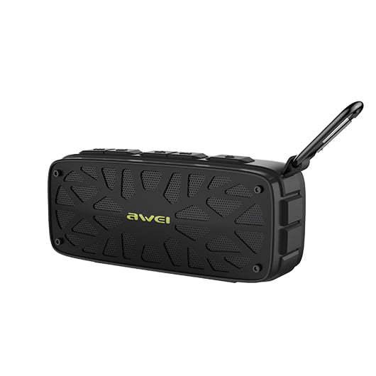AWEI Y330 Bluetooth Speaker - Black