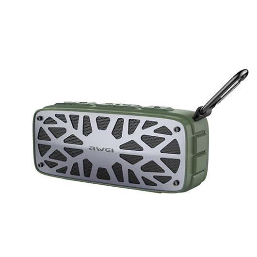 AWEI Y330 Bluetooth Speaker - Green