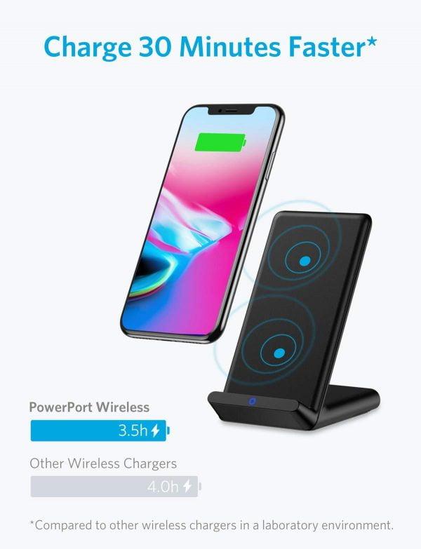 PowerPort Wireless 5 Stand