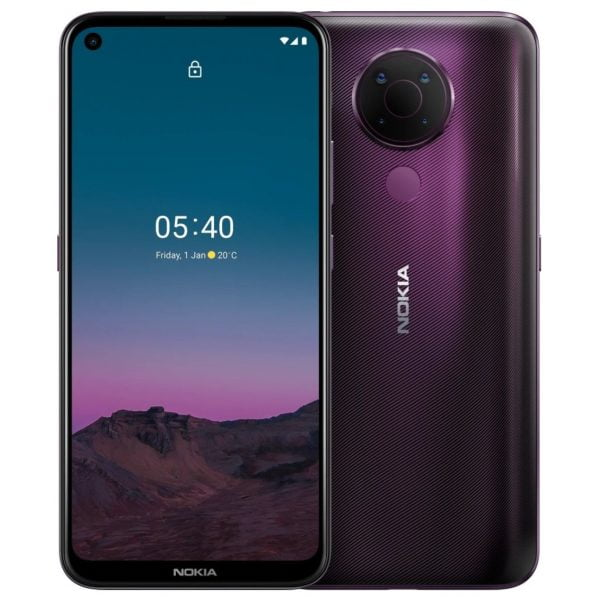 Nokia 5.4 - Dusk Color