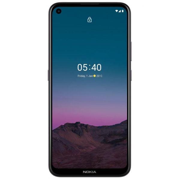 Nokia 5.4 Frontview